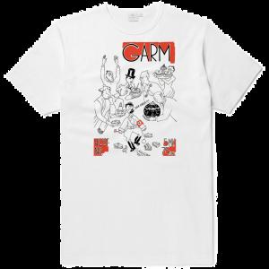 Garm t-skjorta Förlaget