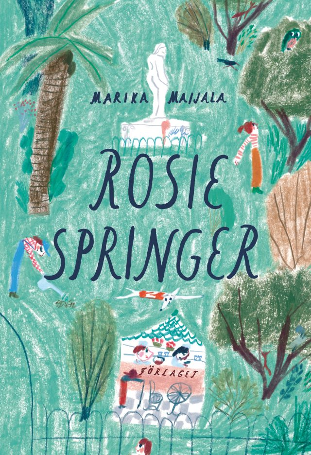Marika Maijala: Rosie springer