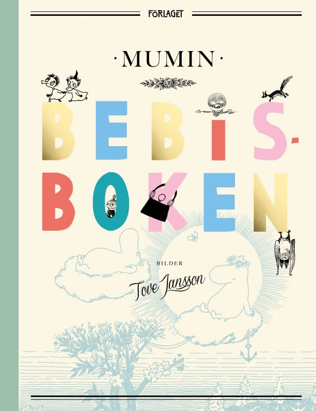 Tove Jansson: Mumin Bebisboken