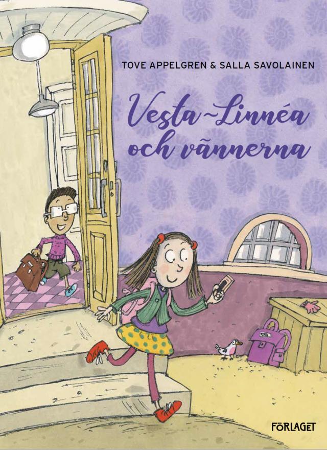 Tove Appelgren, : Vesta-Linnéa och vännerna