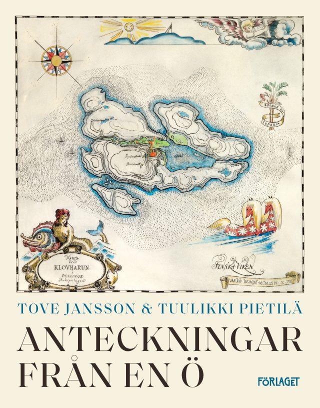 Tove Jansson: Anteckningar från en ö