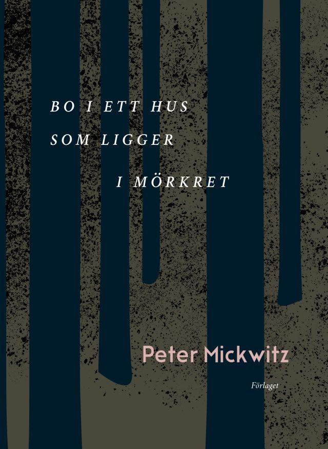 Peter Mickwitz: Bo i ett hus som ligger i mörkret