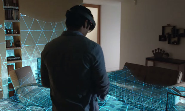 TCP client in a UWP Unity app on HoloLens