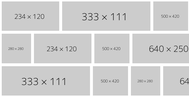 Responsive placeholders for lazy-loading images