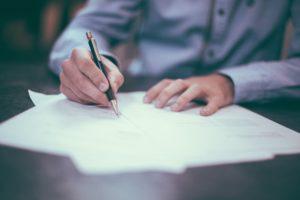 Inkasso-Brief: Widerspruch einlegen