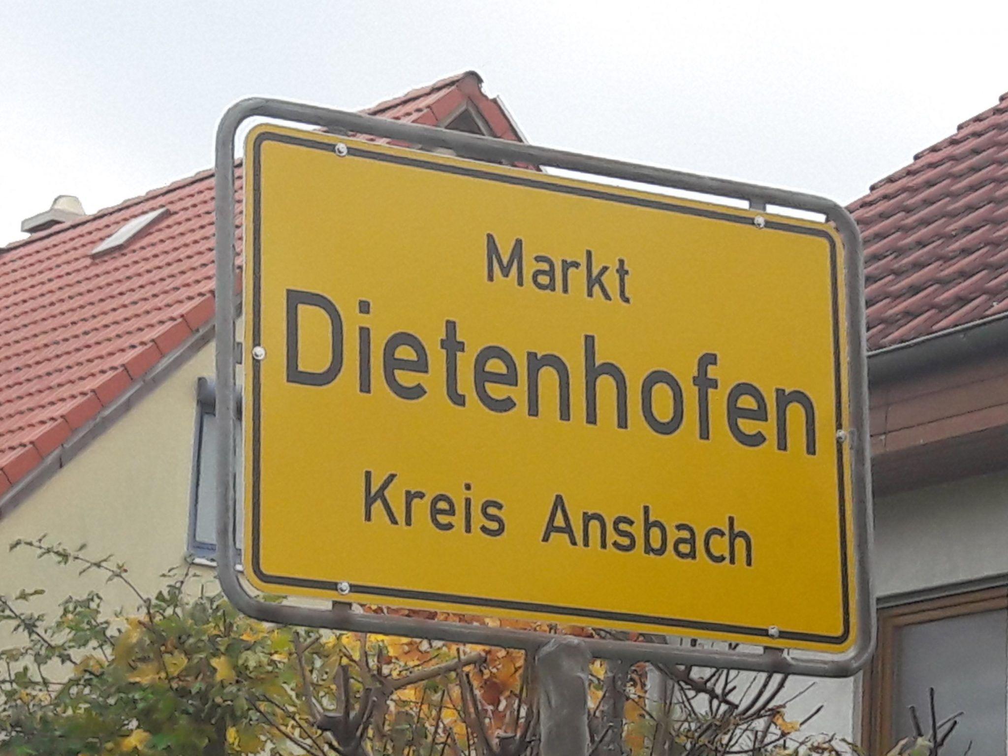 Wohnung Dietenhofen