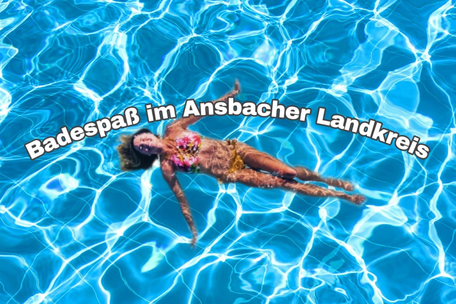Freibader Und Badeseen Im Landkreis Ansbach Frankischer De