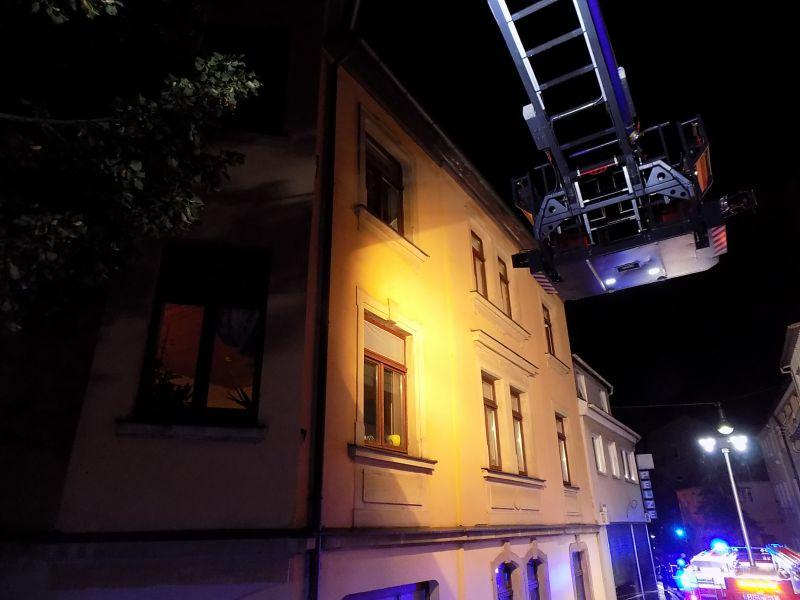 Ansbach Brand