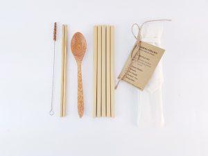 Ống Hút Tre (Bamboo Straws)