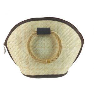 Túi xách tay lá buông dáng sò