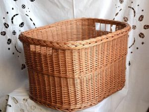 Rattan laundry storage Basket