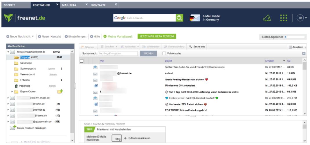 Freenet E Mail