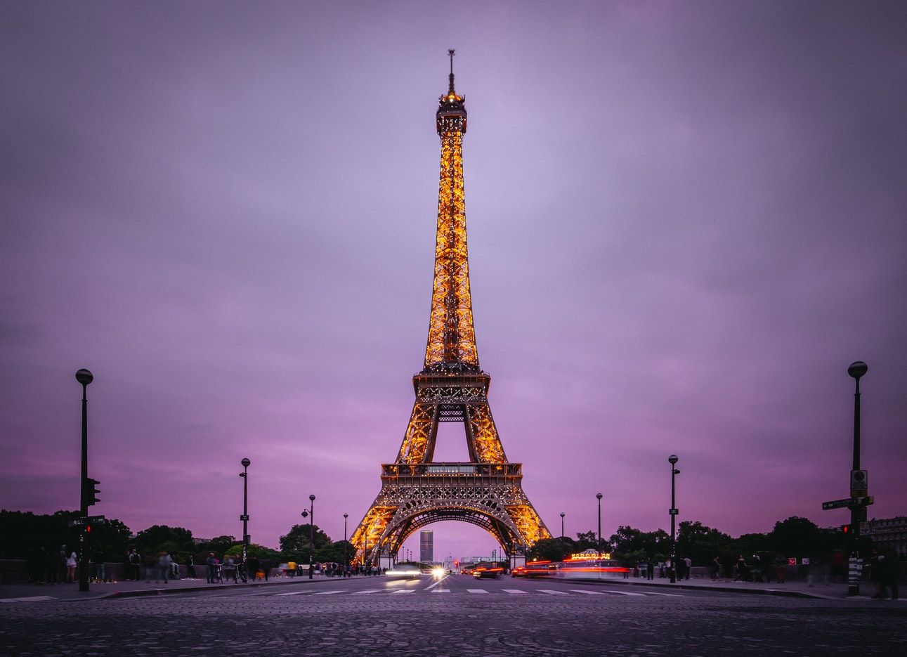 Co wiesz o Wieży Eiffla? quiz