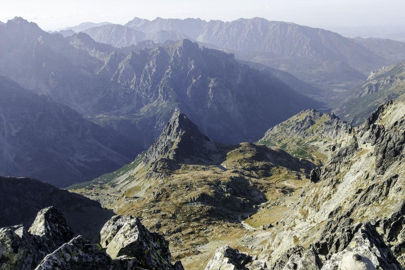 Co wiesz o Tatrach? quiz