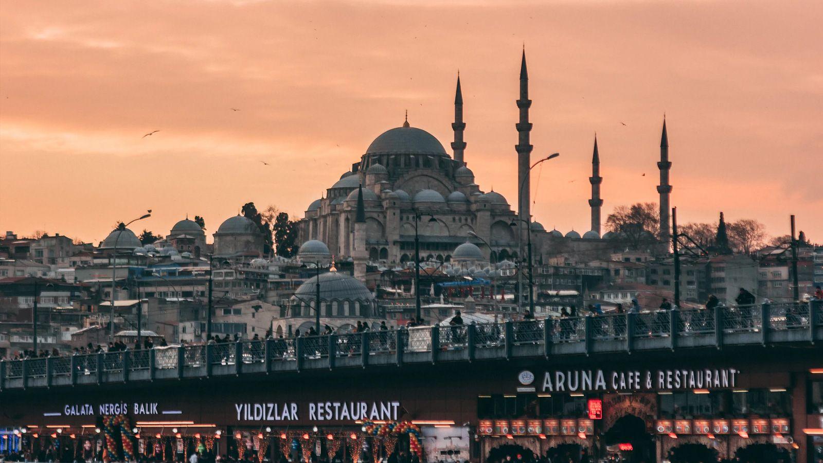 Szybki quiz o Stambule quiz