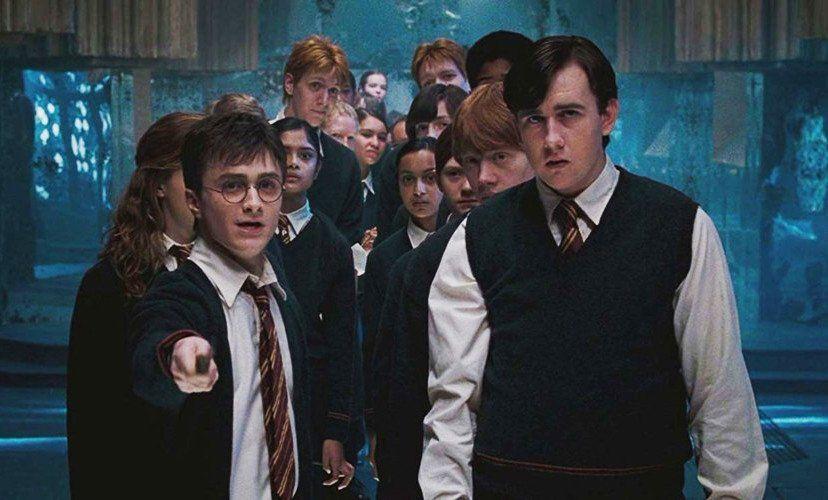 Harry Potter - część 1 quiz