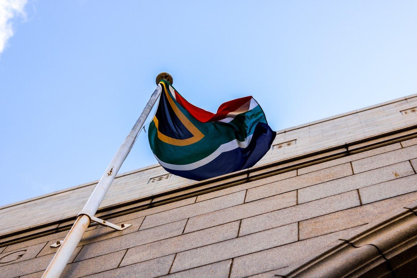 Flagi państw Afryki - część 1 quiz