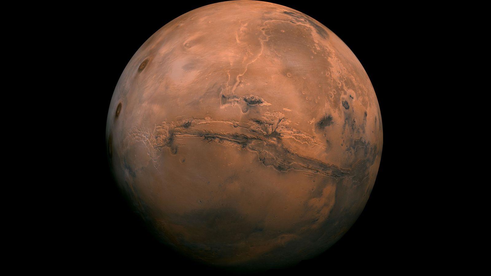 Planeta Mars - pytania ogólne quiz