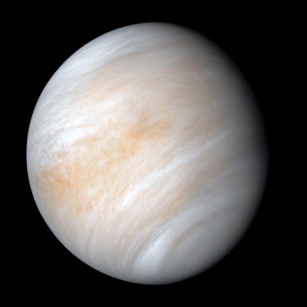 Planeta Wenus - pytania ogólne quiz