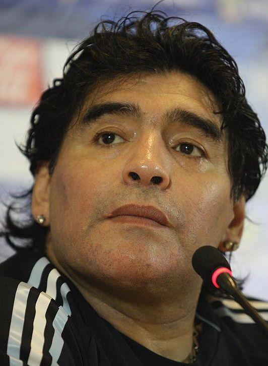 Co wiesz o Diego Maradonie? quiz
