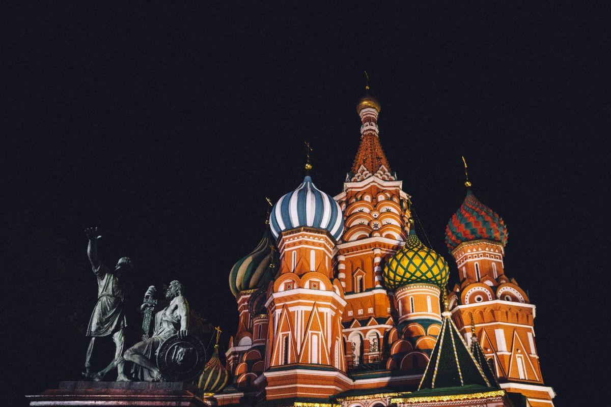 Co wiesz o Rosji? quiz