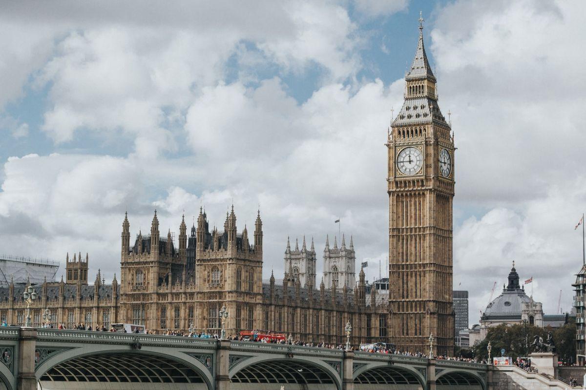 Co wiesz o Anglii? quiz