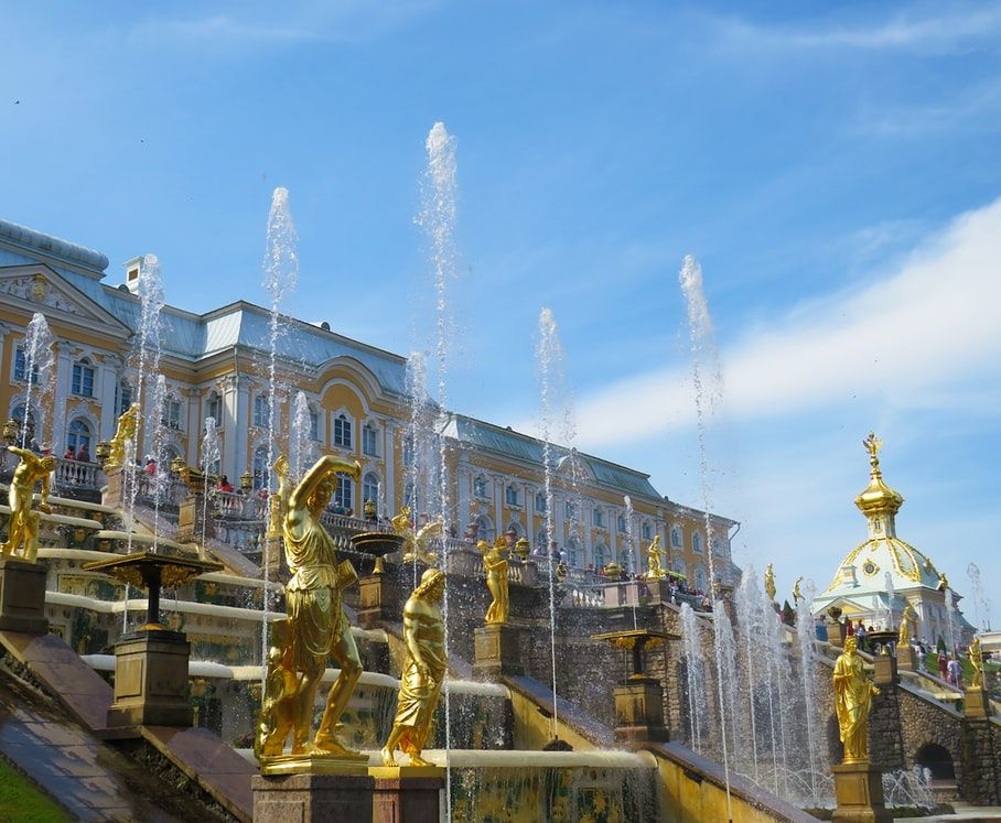 Co wiesz o Petersburgu? quiz