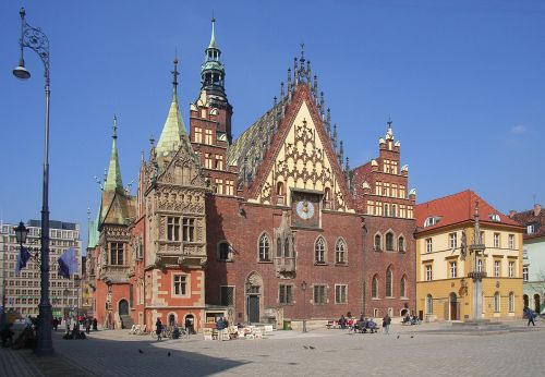 Ciekawostki o Wrocławiu quiz