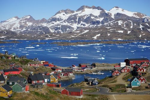Grenlandia quiz