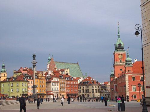 Co wiesz o Warszawie? quiz