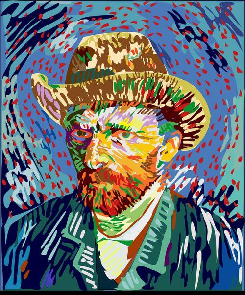 Quiz o van Goghu. quiz
