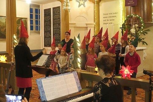 Weihnachtskekse Swing.Adventskonzert Wölfersheim