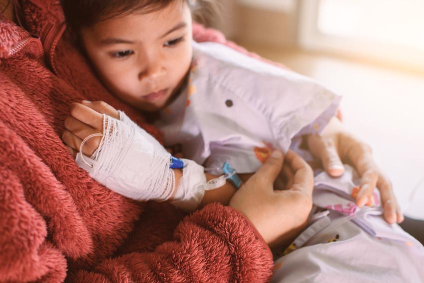 """Das """"klassische"""" Rooming-in: für Eltern kranker Kinder"""