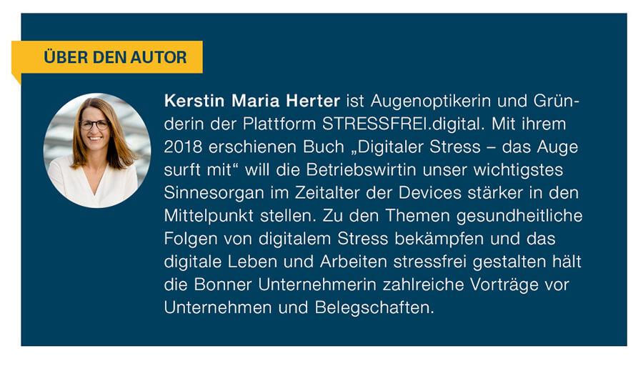 Autorenbox Kerstin Maria Herter