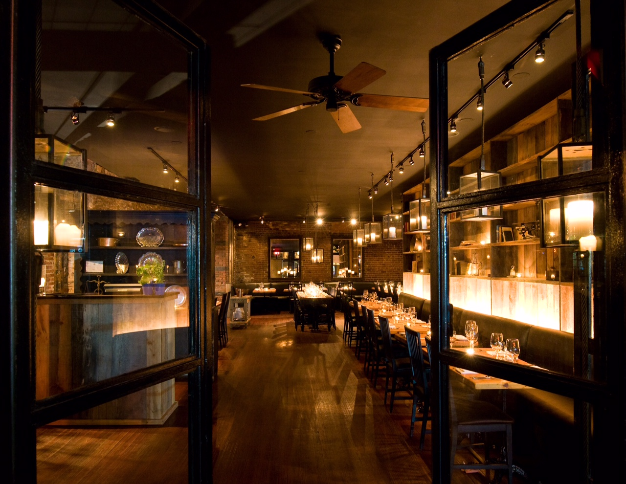 The 10 top Sexy & Most Romantic Restaurants in New York ...