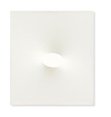 Simeti Turi, Un ovale bianco