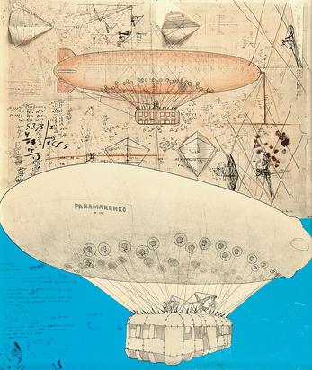 Panamarenko, The Aeromodeller