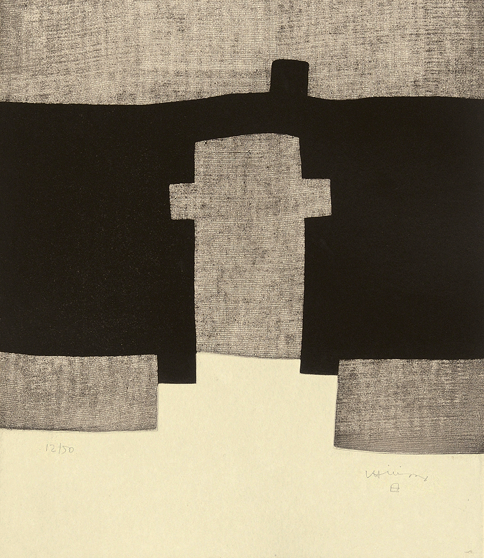 Chillida Eduardo, Guggenheim III