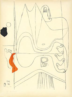 Corbusier Le, Icône 8