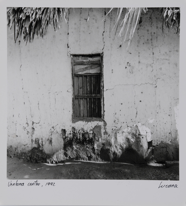 Lucana (Ana Lucia Pérez Tobón), Ventana centro
