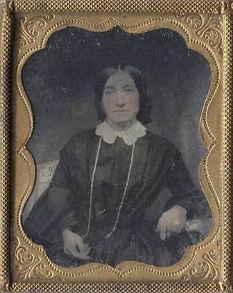 Daguerreotypie, British Potographer C. Wherrett.