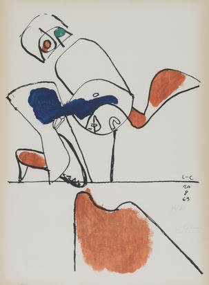 Corbusier Le, Taureau
