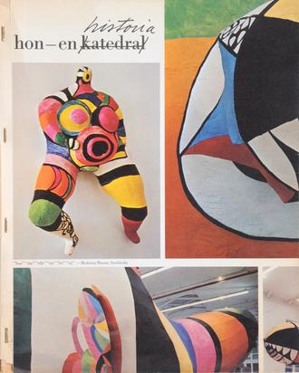 Saint Phalle Niki de, Katalog.  Hon-en Katedral Historia