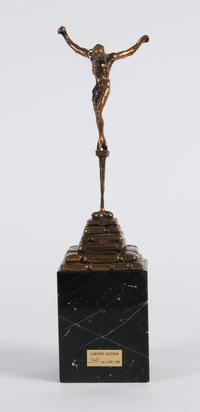 Dalí Salvador, Cristo de San Juan de la Cruz
