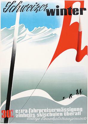 Reber Bernhard, Schweizer Winter