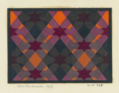 Hinterreiter Hans, Studie H.H. 305
