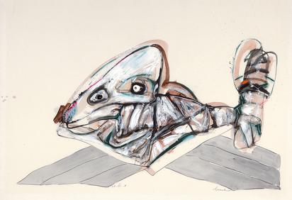 Lucebert Jean, Untitled