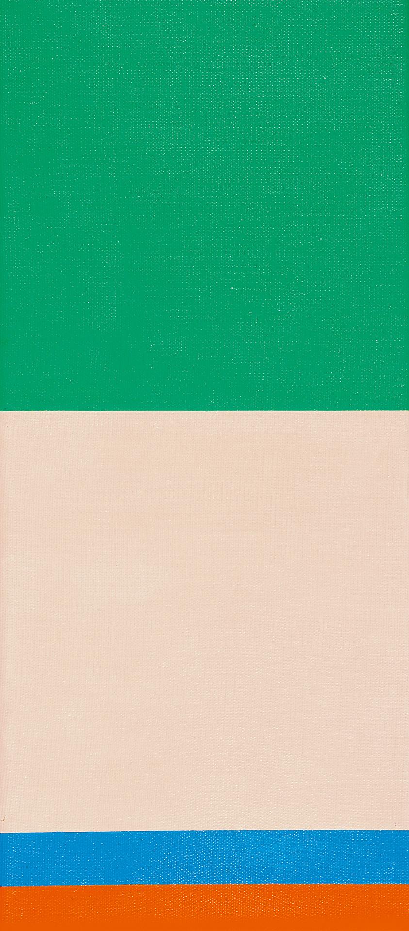 Graeser Camille, Aufbau von zwei Farbgruppen