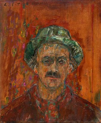 Herbst Adolf, Der Maler