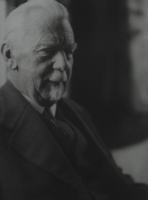 Breslauer Marianne, Heinrich Wölfflin
